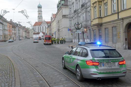 Une ville allemande se prépare à évacuer 54 000 habitants pour le désamorçage d'une bombe de 39-45