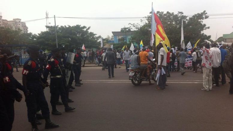 RDC: des membres des mouvements citoyens portés disparus