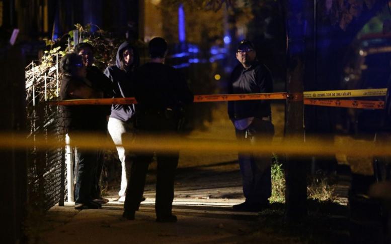 Chicago: week-end de Noël sanglant avec 12 fusillades meurtrières
