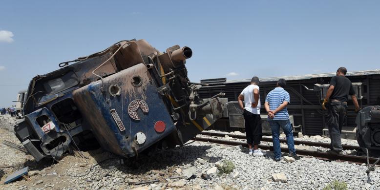 Urgent-Collision bus-train près de Tunis : cinq morts et des dizaines de blessés