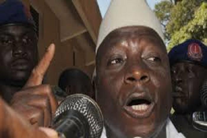 Crise gambienne : Jammeh contre-attaque et impose le blocus aux transporteurs sénégalais