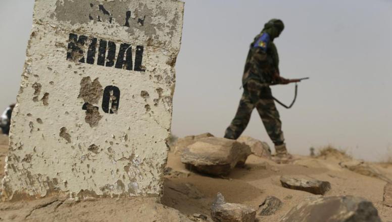 Mali: les patrouilles de militaires et d'ex-rebelles se mettent en place à Gao