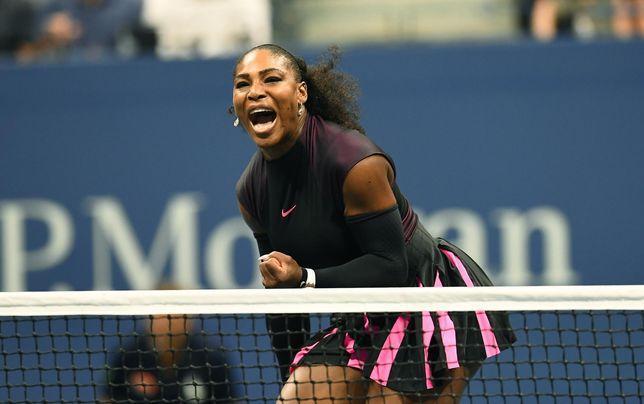 Serena williams s'est fiancée avec un magnat du web