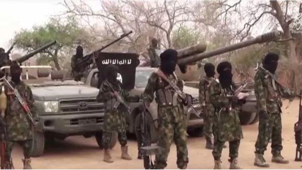 Boko Haram n'a été « chassé de nulle part », affirme son chef