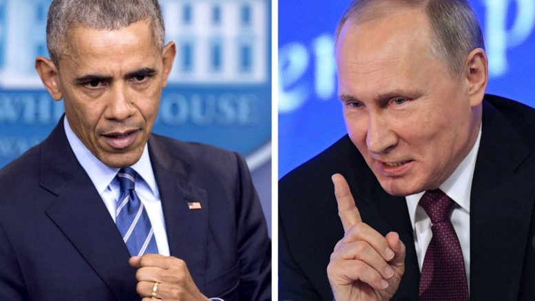 Piratage: Moscou va expulser 35 diplomates américains en réponse aux sanctions de Washington