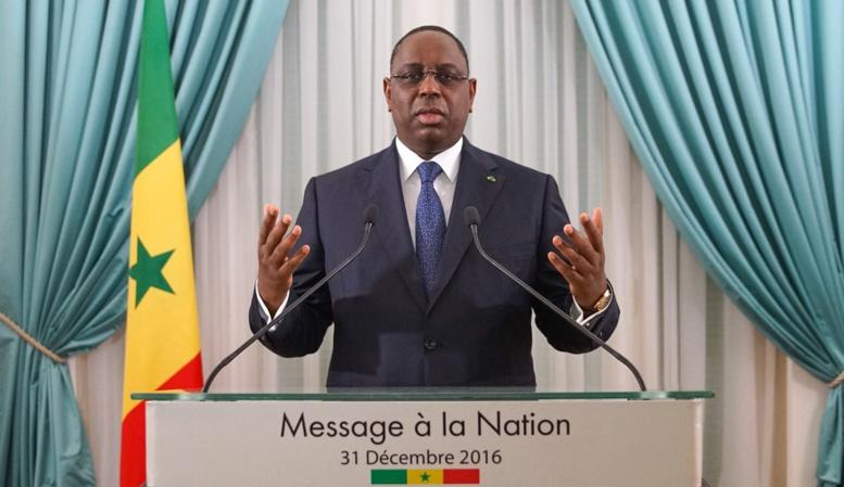 Intégralité du Discours de nouvel an (2017) du président de la République