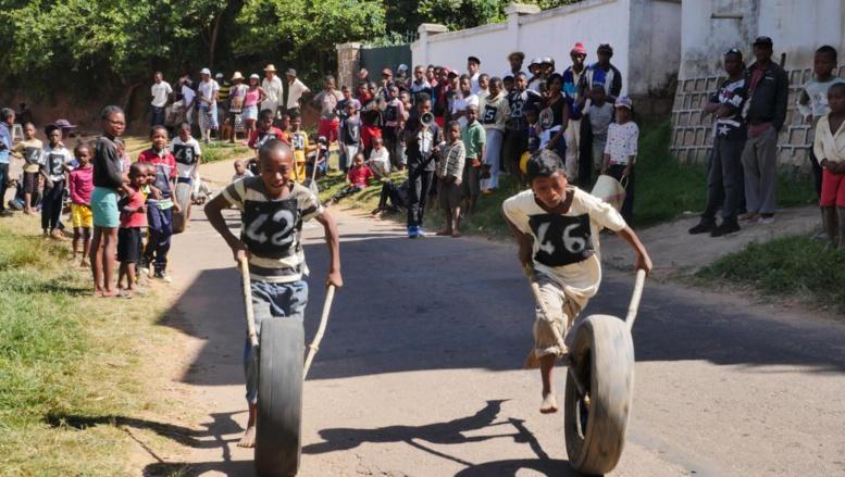 Madagascar: retour en enfance dans la localité d'Ambohimanga
