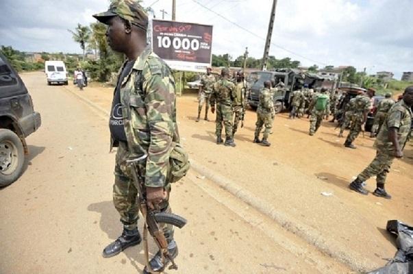Côte d'Ivoire: des tirs entendus cette nuit dans la ville de Bouaké