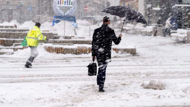 Pologne: 10 personnes mortes de froid en 2 jours