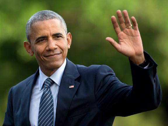Barack Obama fait ses adieux à la vie politique américaine aujoud'hui