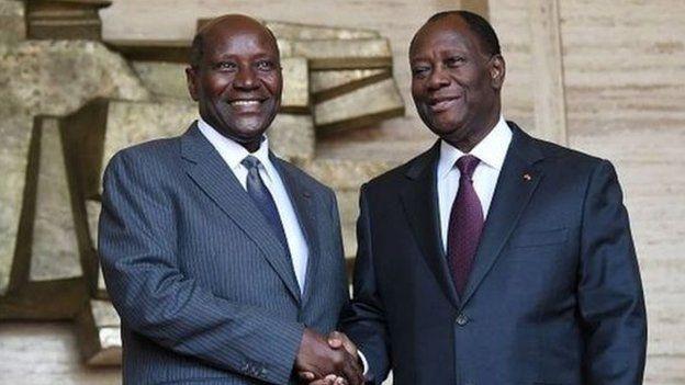 Kablan Duncan, dauphin désigné et potentiel successeur d'ADO — Côte d'Ivoire