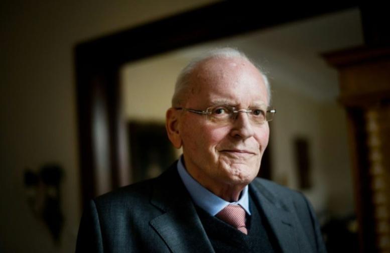 Allemagne: décès de l'ancien président Roman Herzog
