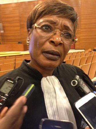 Me Jacqueline Moudeïna à un proche d'Hissein Habré: «Ça suffit, vous arrêtez la comédie»