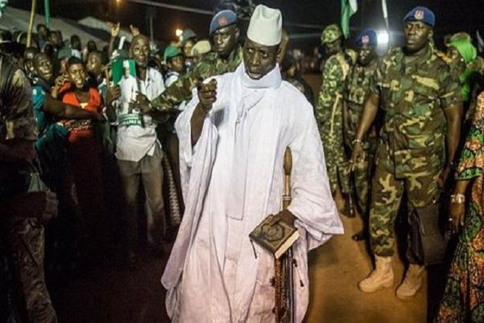 Jammeh annonce une loi d'amnistie et nomme un médiateur