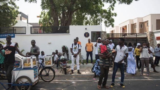 Ghana: polémique sur la résidence du président sortant