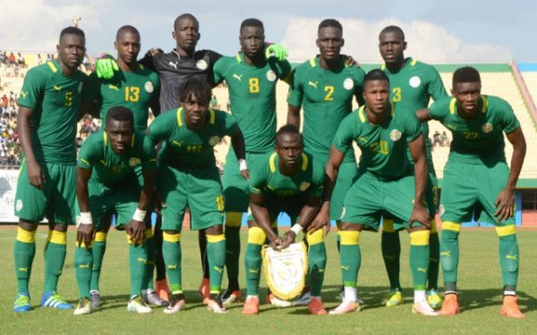 CAN 2017 : Amical, le Sénégal domine le Congo 2 à 0