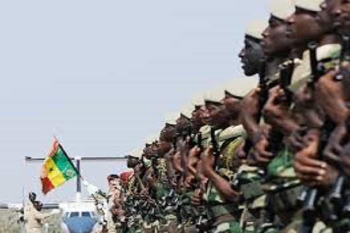 Colonel Philippes Dia commandant Zone militaire No 6 : « Nous suivons le développement de la situation en Gambie et nous sommes prêts… »