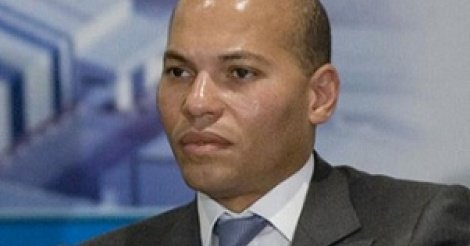 Karim Wade ne sera pas à Dakar le 14 janvier
