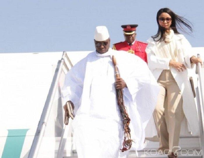 Dernière minute: le Nigéria accorde l'asile politique à Yahya Jammeh