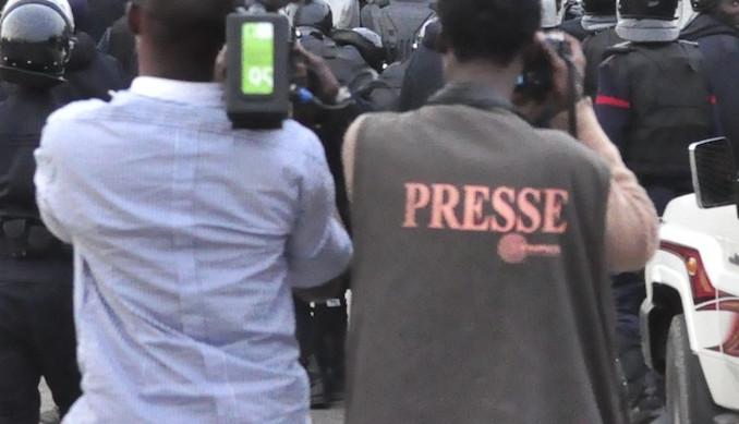 CAN 2017: Trois reporters sénégalais en difficultés avec la police Gabonaise