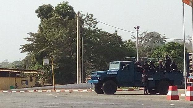 Des tirs entendus vendredi à Bouaké
