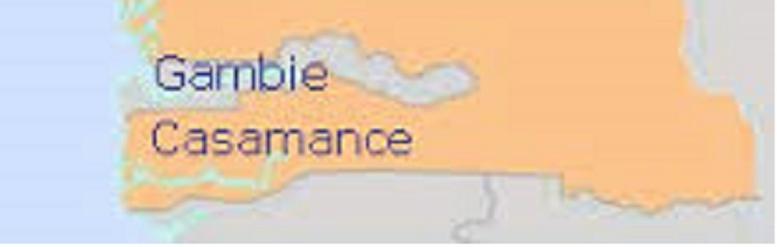Casamance: la CDC s'inquiète de l'afflux massif de Gambiens