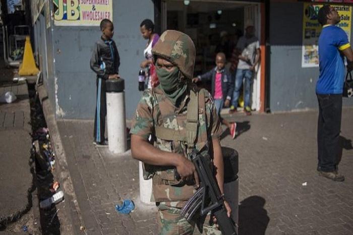L'Afrique du Sud pourrait être visée par le groupe EI