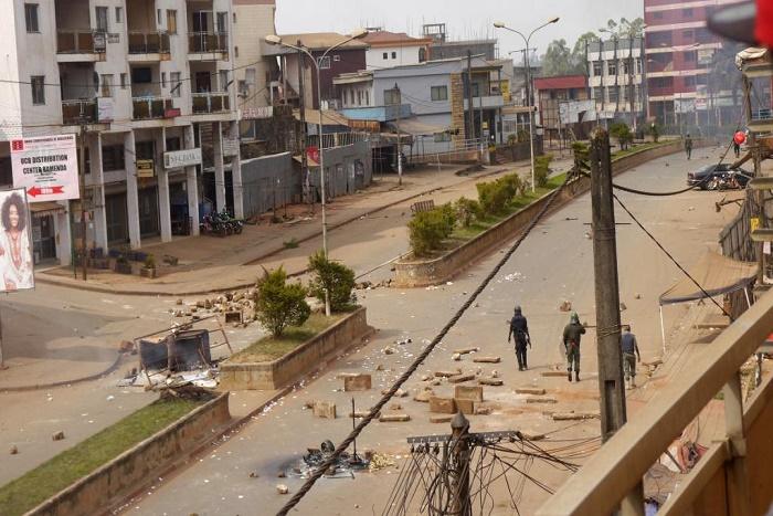 Cameroun: opération ville morte dans les zones anglophones
