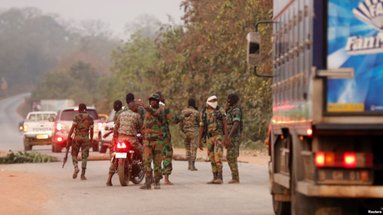 Urgent - Nouvelle mutinerie à Yamoussokro en Côte d'Ivoire