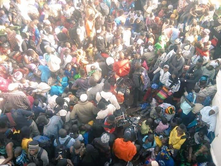 Bignona: 2000 Gambiens se réfugient à Kataba, le maire interpelle l'Etat