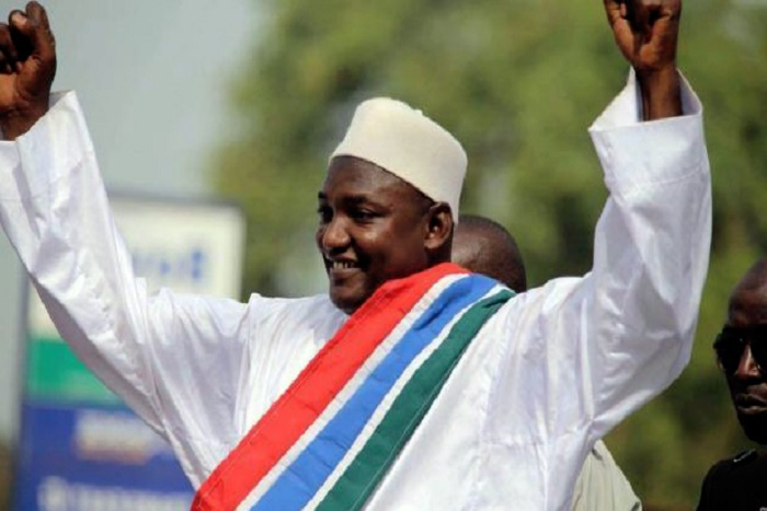 Adama Barrow pourrait être investi au Sénégal
