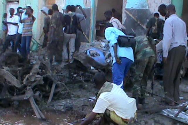 Mali: le bilan de l'explosion s'alourdit-au moins 50 morts et 50 blessés