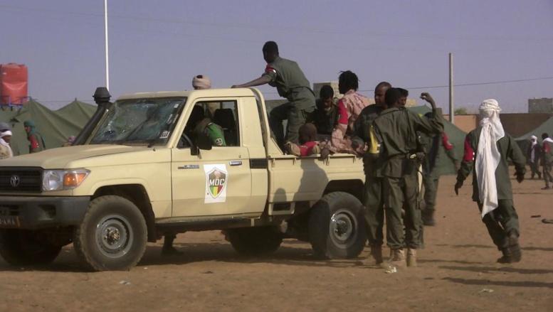 Mali: le groupe terroriste al-Mourabitoune revendique l'attaque du camp de Gao