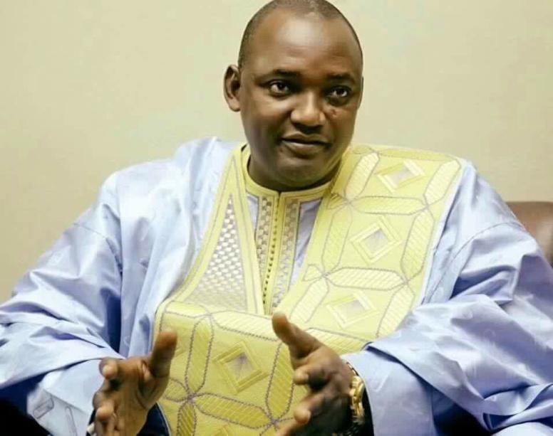 Dernière minute : Adama Barrow annonce son investiture à 16 heures à l'Ambassade de la Gambie au Sénégal