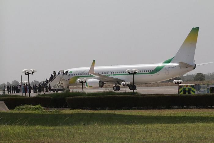 Ultime médiation: Après Alpha Condé, le président mauritanien Ould Abdel Aziz est lui aussi arrivé en Gambie