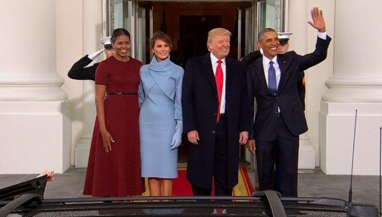 EN DIRECT/Live-L'investiture du nouveau président des États-Unis à Washington, Donald Trump