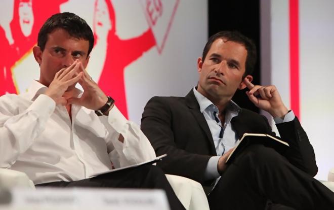Primaire de la gauche-Hamon et Valls au second tour de la primaire selon le premier bilan