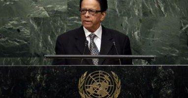 Maurice: démission du Premier ministre Anerood Jugnauth, son fils lui succède