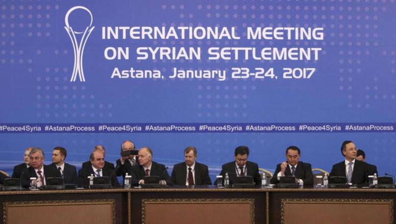 Pourparlers d'Astana: les rebelles syriens repartiront au combat en cas d'échec