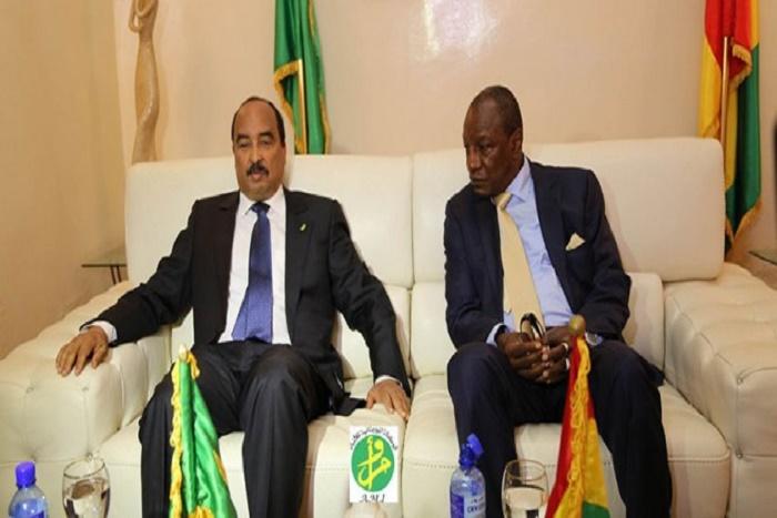 Arrivée du président Barrow à Banjul — Gambie