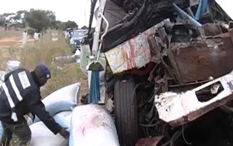 Kaffrine : 11 morts dans un accident de la circulation
