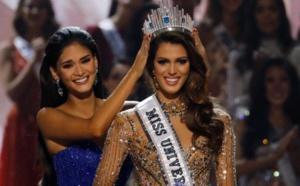 La Française Iris Mittenaere couronnée Miss Univers