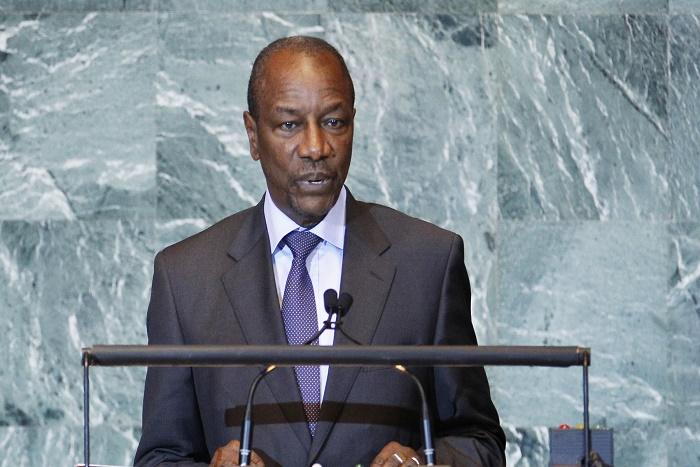 Urgent-Union africaine : Alpha Condé remplace Idriss Déby