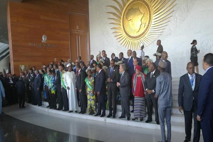 Le Maroc devient le 55ième Etat membre de l'UA