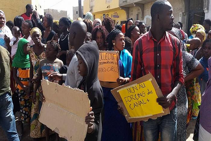 Saint-Louis: la marche des câblodistributeurs interdite