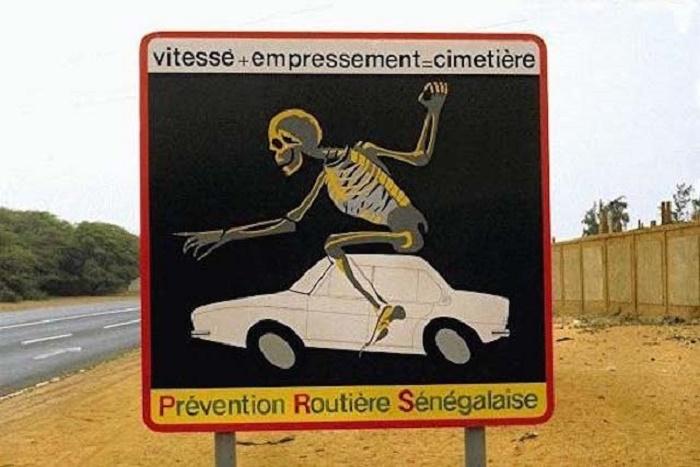 Accidents routiers : Macky Sall monte au créneau et menace…