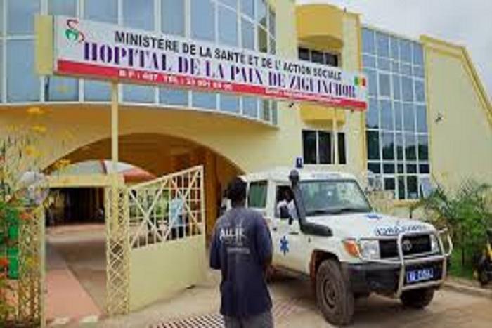 Ziguinchor : les travailleurs de l'hôpital de la Paix menacent d'aller en grève pour dénoncer les difficiles conditions de travail