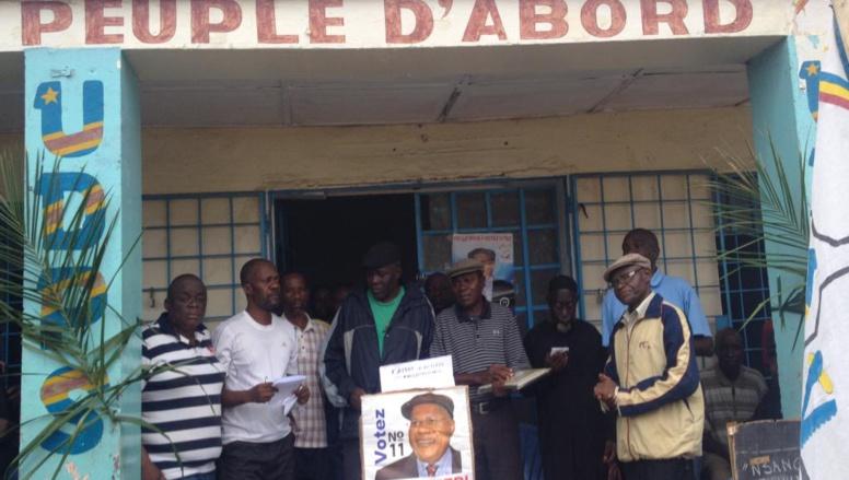 Mort de Tshisekedi: les hommages pleuvent au siège de l'UDPS à Kananga en RDC