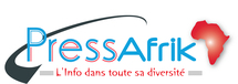 Logo du journal pressafrik.com