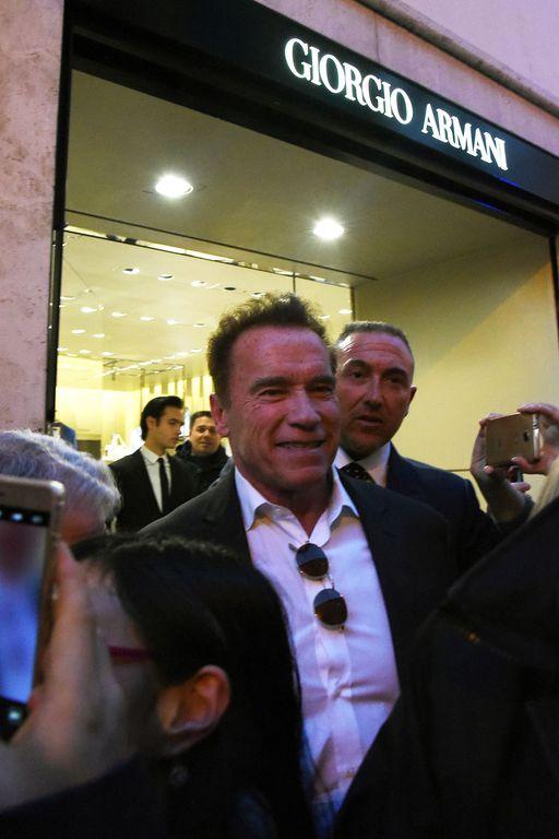 Arnold Schwarzenegger attaque une nouvelle fois Donald Trump